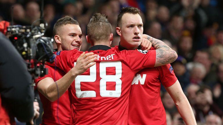 Phil Jones: Got Manchester United back on track in Europe