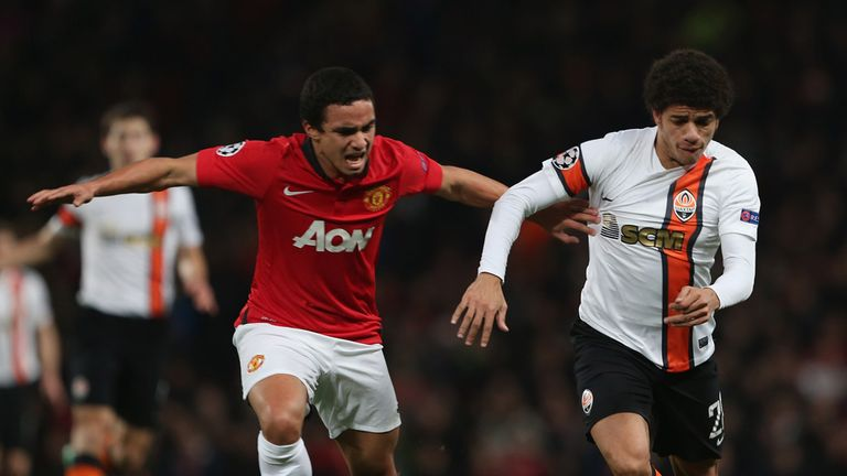 Rafael: Says that Manchester United fear no-one in the Champions League draw