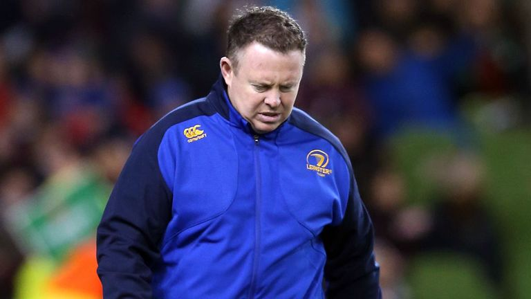 Matt O'Connor: Happy with Leinster display