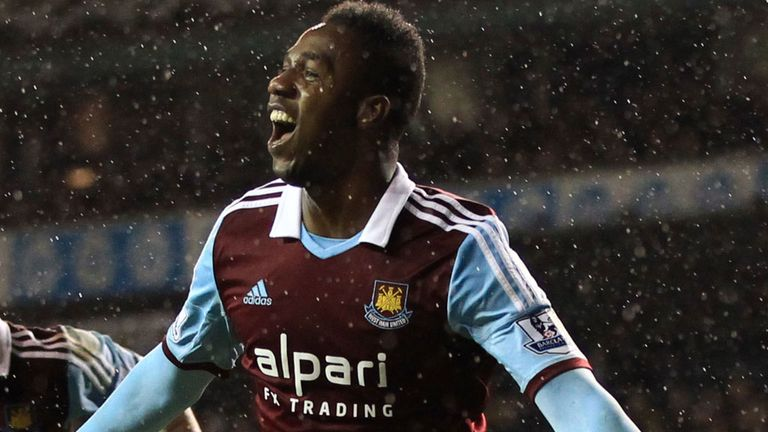 Modibo Maiga: West Ham striker wanted by Sivasspor