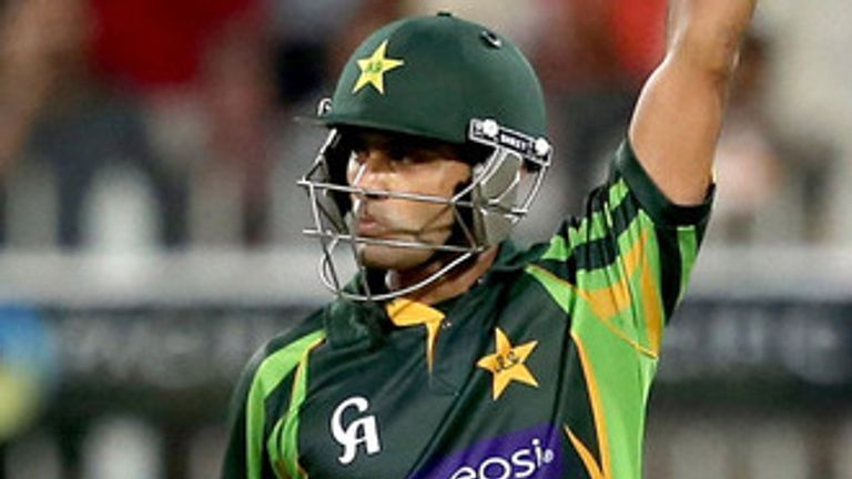 Mohammad Hafeez: Captains Pakistan for the twenty20 tournament in Bangladesh