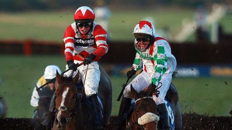 Mountainous (r): Will be entered in the Grand National