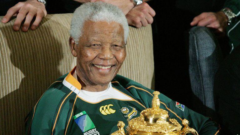 Nelson Mandela: A truly remarkable man says Bernard Lapasset