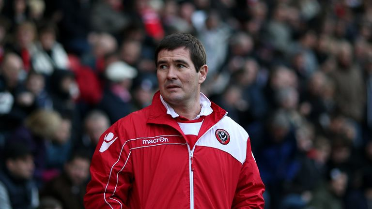 Nigel Clough: Happy with hard-working performance