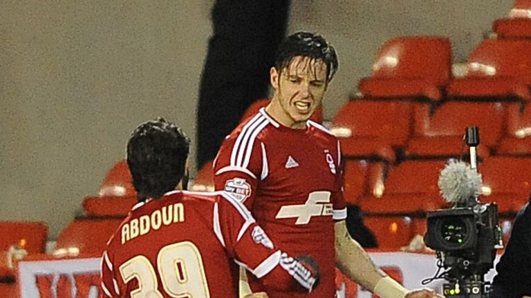 Greg Halford: Nottingham Forest defender banned for three matches
