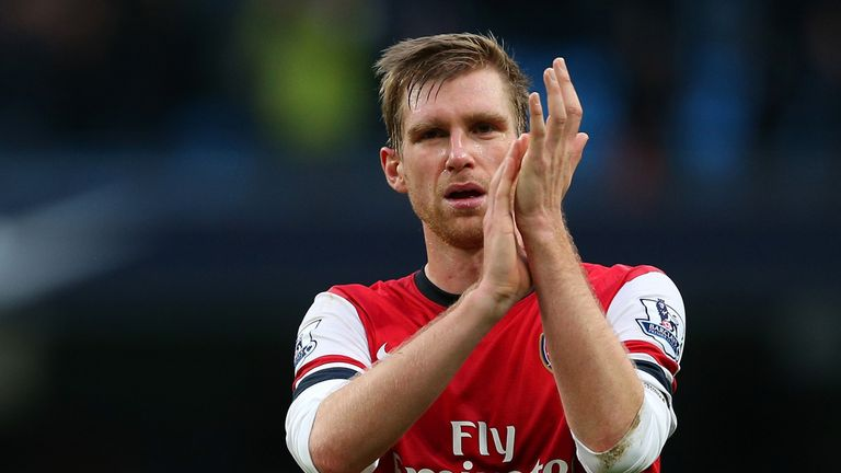 Per Mertesacker: Confident Arsenal will clinch fourth place