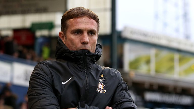 Phil Parkinson: Chasing a new keeper