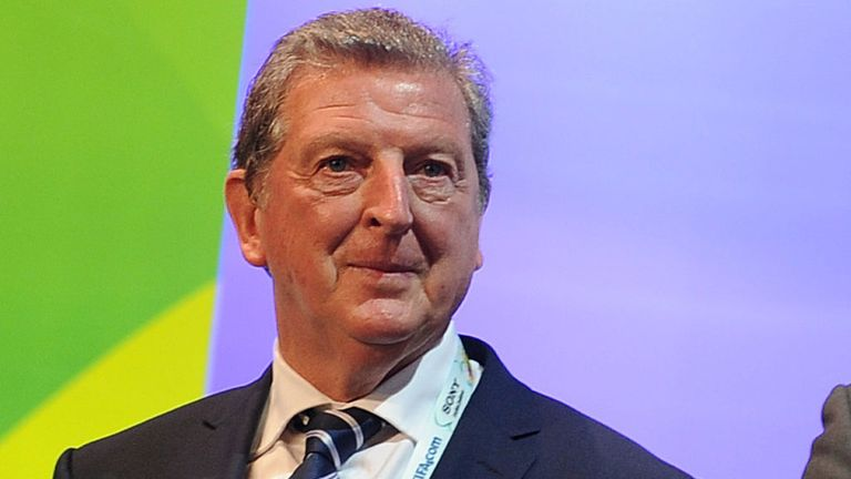 Roy Hodgson: Delighted with the games England have been able to secure