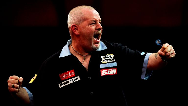 Robert Thornton: Good weekend in Wigan