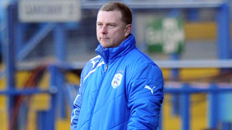 Mark Robins: Disappointed with Town's mistakes