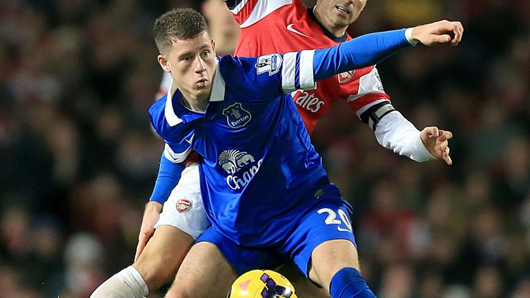 Ross Barkley: Has impressed for Everton this season