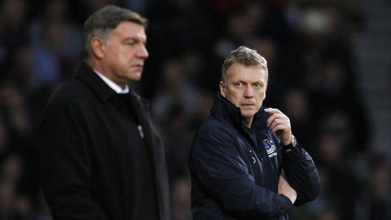 Sam Allardyce: Believes David Moyes will succeed at Old Trafford