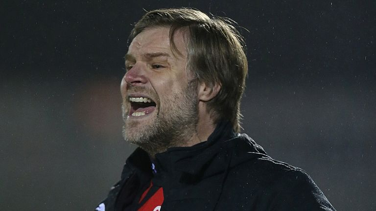 Steven Pressley: Scot happy to stay at Coventry City