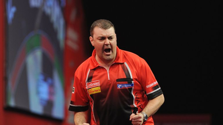 Wes Newton: Favourite for Premier League relegation