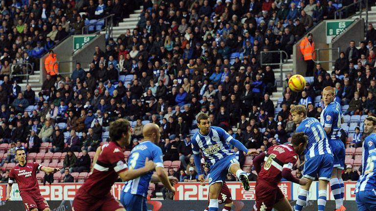 Craig Bryson: Scores for Derby