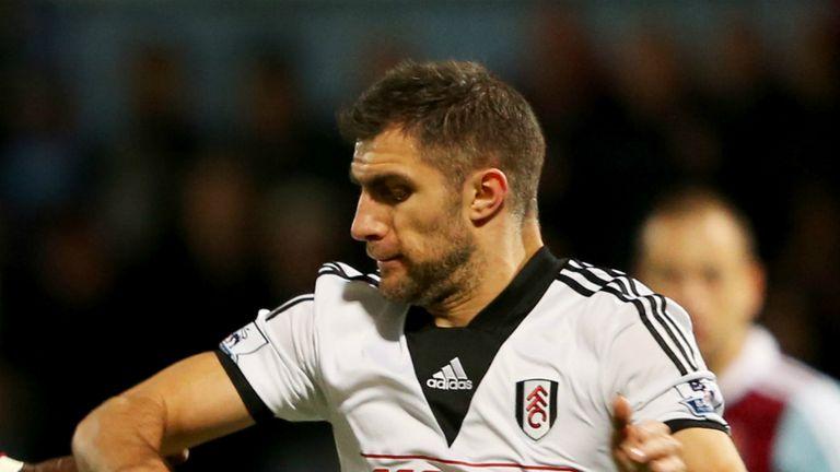 Aaron Hughes: Fulham defender aware of the importance of Dimitar Berbatov