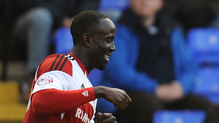 Albert Adomah: Wanted man