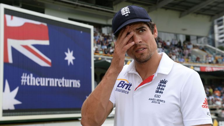 Alastair Cook: 'Great opportunity' for the captain to take charge