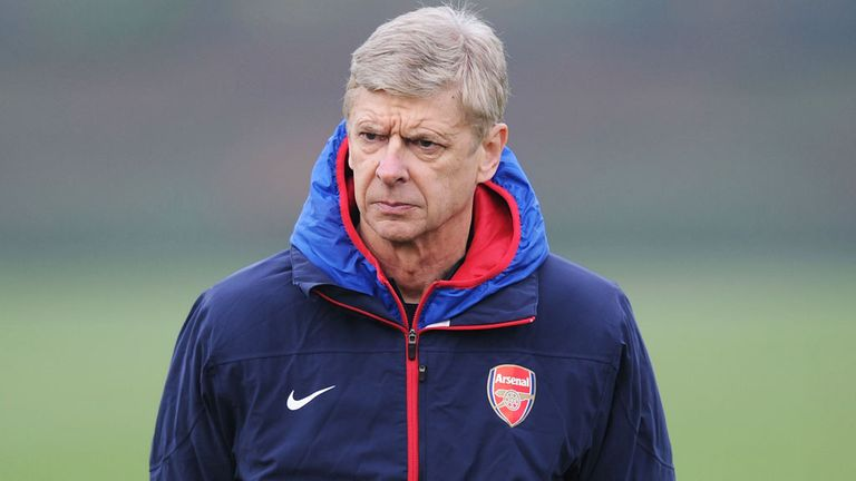 Arsene Wenger: Hopes Arsenal can extend lead at top of table
