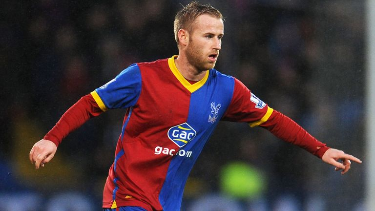 Barry Bannan: Eyeing a Palace starting berth