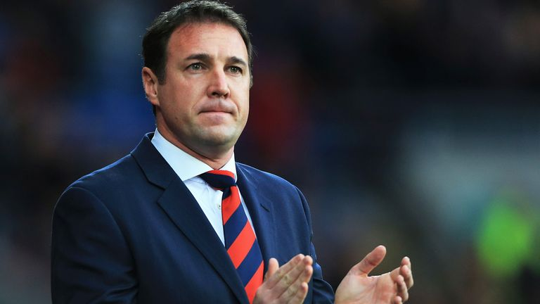 Malky Mackay: Leaving Cardiff with his 'head held high' after sacking