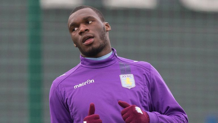 Christian Benteke: Has not scored for 10 games