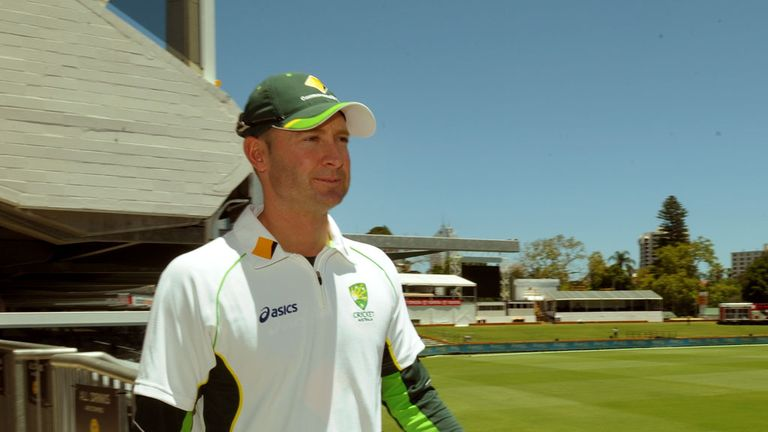 Michael Clarke: ICC Cricketer of the Year