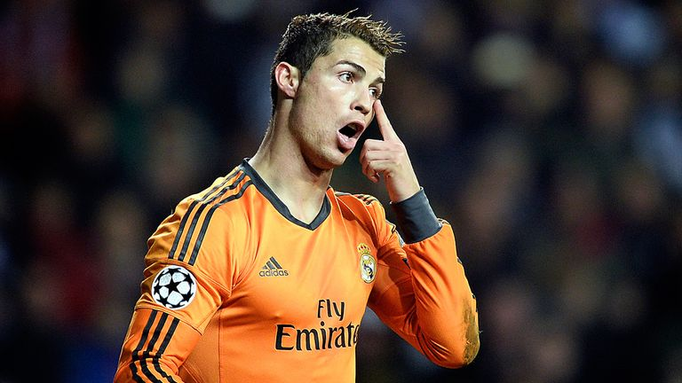 Cristiano Ronaldo: PSG chairman Nasser al-Khelaifi is a fan