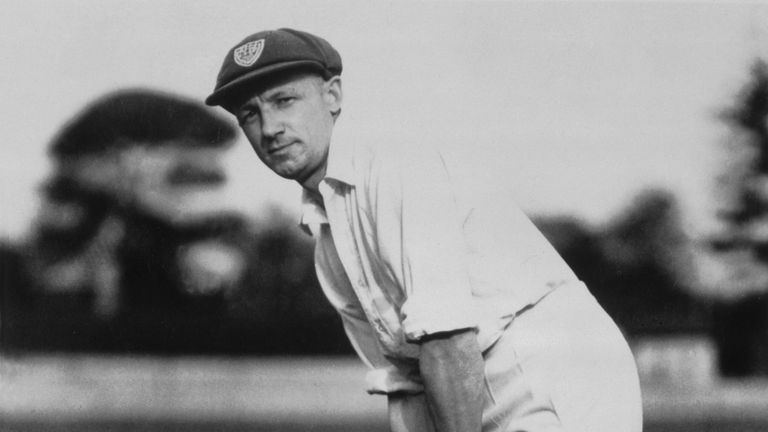 Sir Don Bradman: Inspired Australia's fightback in 1936/37