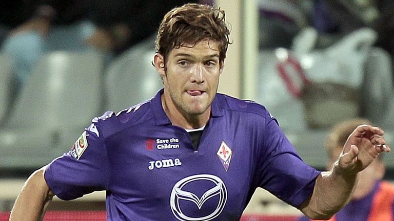 Marcos Alonso: Decided to leave Bolton and head for Italy