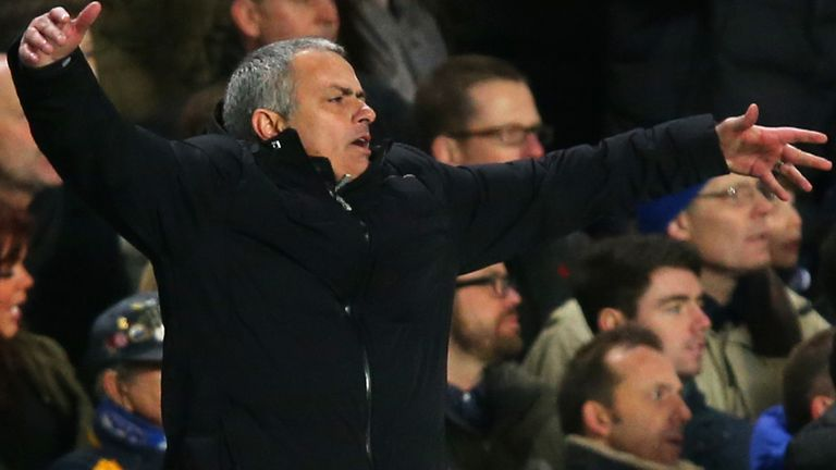 Jose Mourinho: Wants diving to be eradicated from football