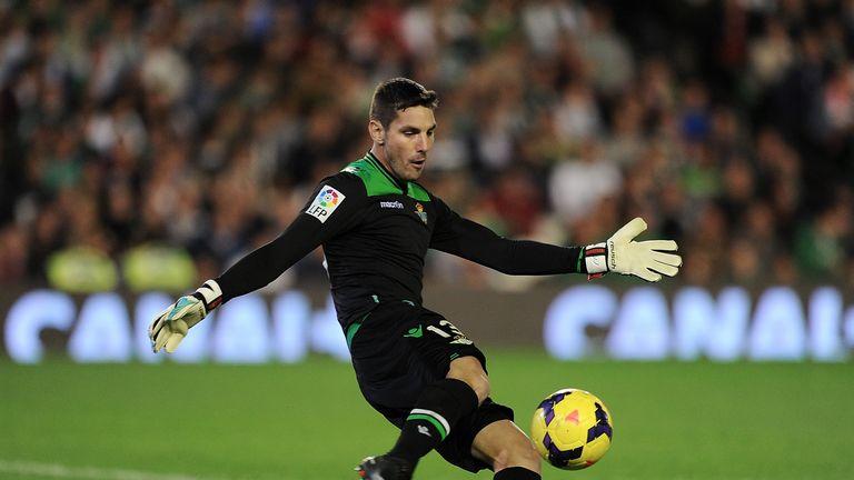 Guillermo Sara: Kept clean sheet for Betis