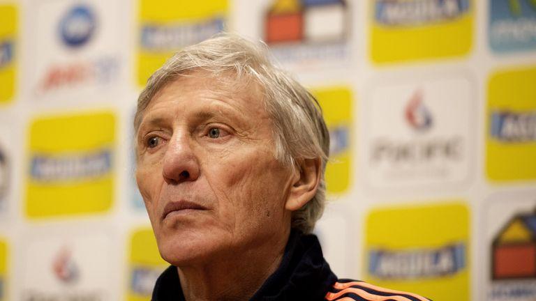 Jose Nestor Pekerman: Hands a surprise call-up to Carbonero