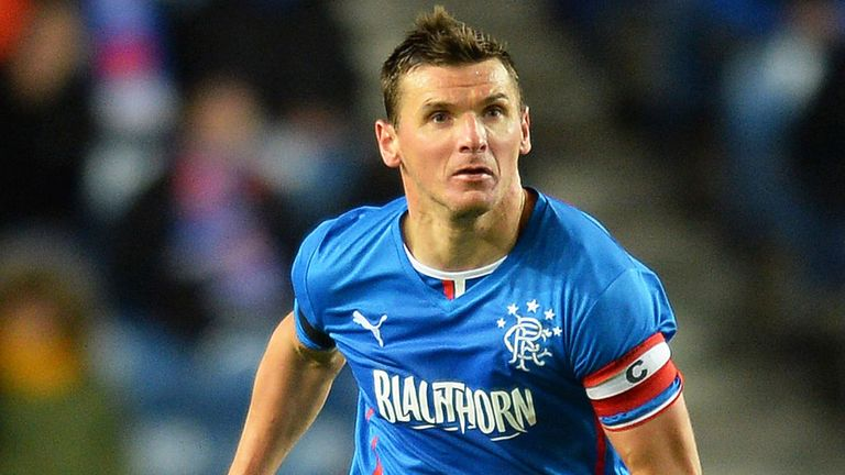Lee McCulloch: Says this is Aberdeen's year
