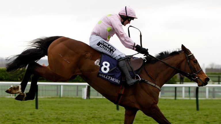 Mikael D'Haguenet: Won at Navan and at the Festival