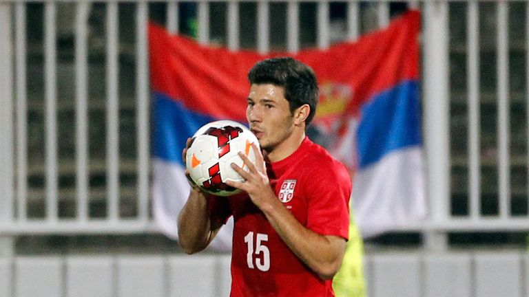 Milos Jojic: Partizan Belgrade midfielder keen to play in the Bundesliga