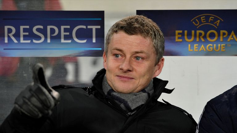 Ole Gunnar Solskjaer: Molde coach linked with West Brom role