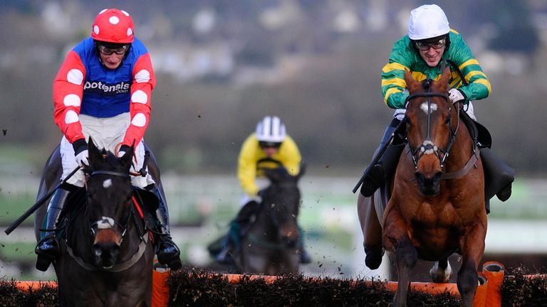 More Of That (right): World Hurdle possible