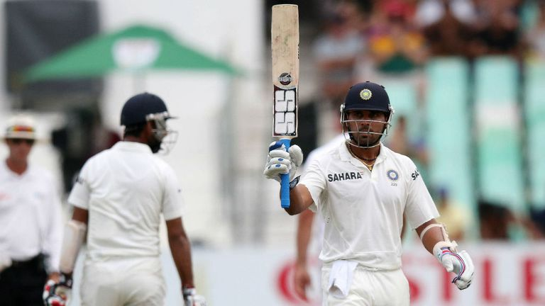 Murali Vijay: Will resume on 91 not out for India in Durban