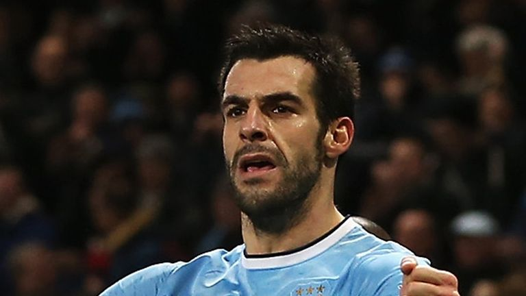 Alvaro Negredo: Manchester City striker hopes to be in Spain's squad