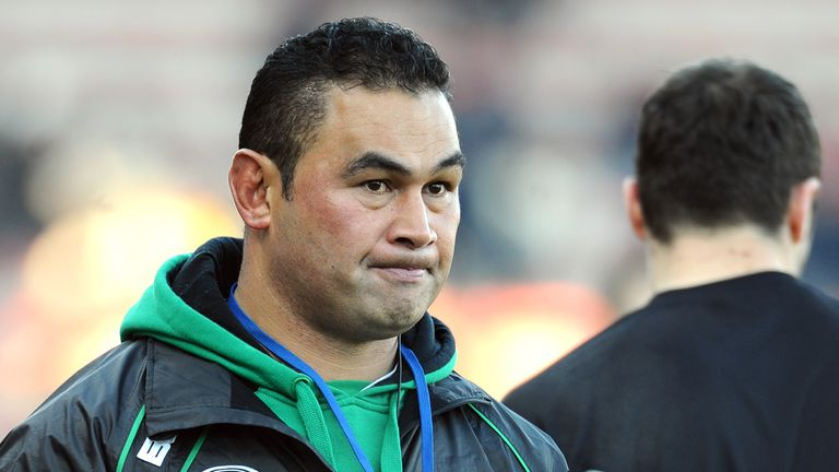 Pat Lam: Delighted with his side's efforts against Toulouse