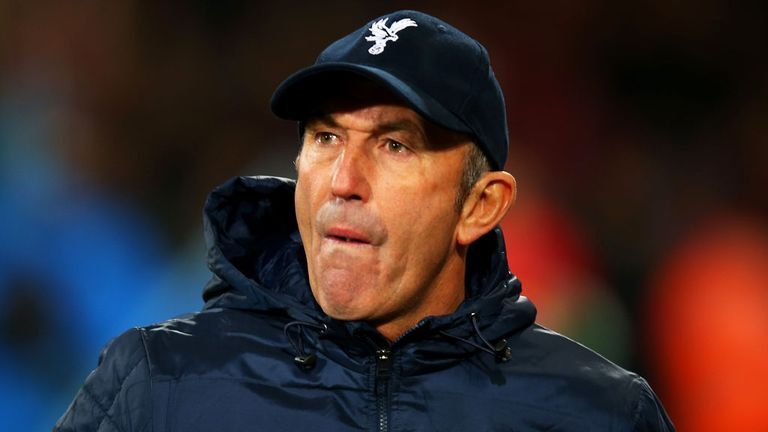 Tony Pulis: Home form the key to survival