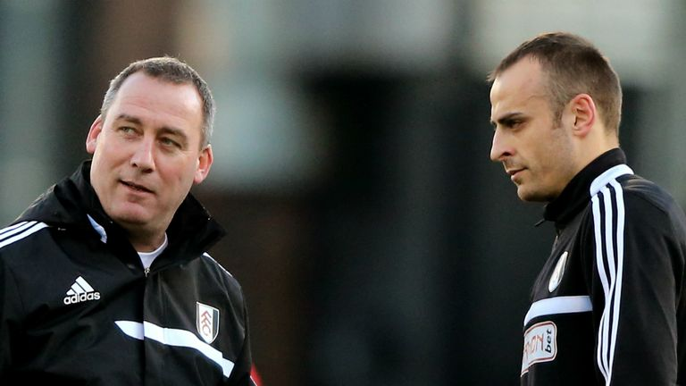 Rene Meulensteen: Hopes to keep Dimitar Berbatov at Craven Cottage