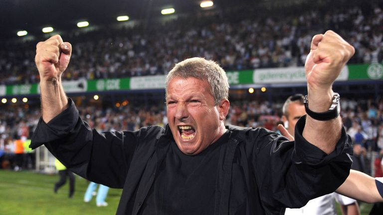 Rolland Courbis: Set for Montpellier return