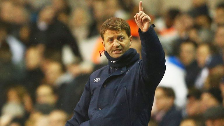 Tim Sherwood: Tottenham caretaker boss ready to give youth a chance