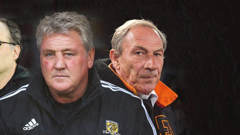 Marcelo Bielsa, Zdenek Zeman... And Steve Bruce
