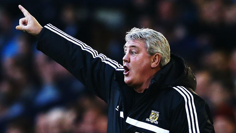 Steve Bruce: Disappointed with the outcome at West Brom