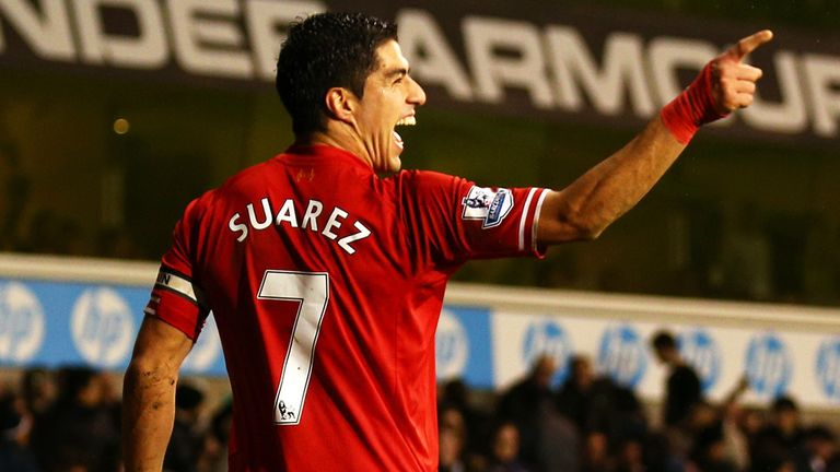 Luis Suarez: Liverpool striker keen to take advantage of less hectic schedule