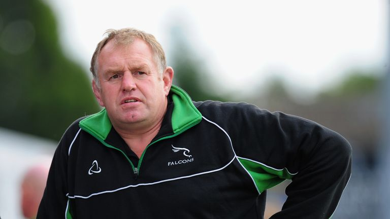 Falcons director of rugby Dean Richards expects more from team next season