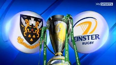 Northampton v Leinster - Highlights